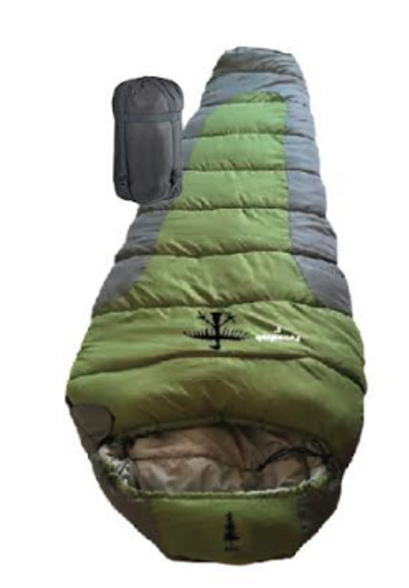 Recreation Outlet 0° Petroglyph Sleeping Bag