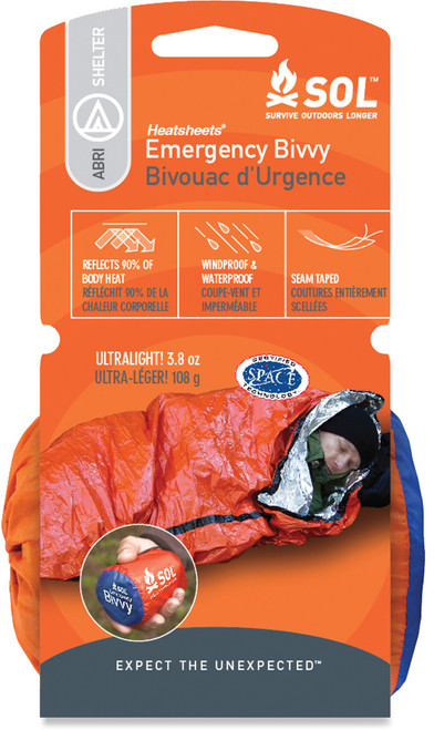 SOL 2-Person Emergency Bivvy