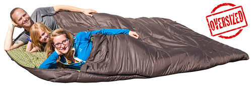 Wilderness Technology 2-Person Big Mountain 20