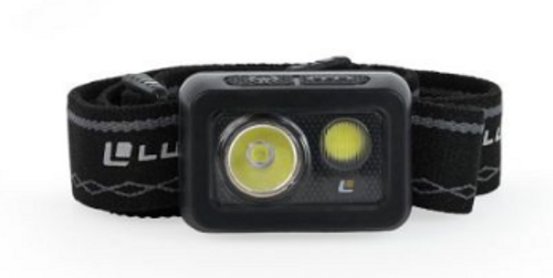 LuxPro Mini Rechargeable Headlamp (208 Lumens)