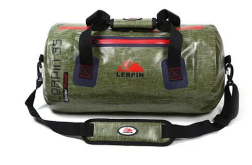 Lerpin 35L Waterproof Duffle