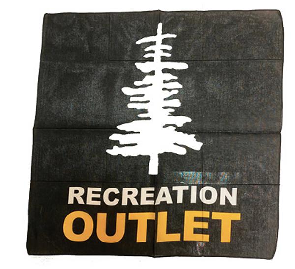 Recreation Outlet Bandanna ( 10 Bandannas for $10)