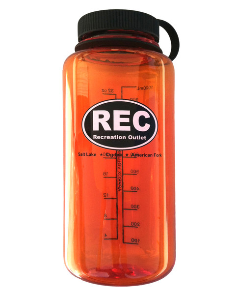 Wide Mouth 32oz. REC Water Bottles