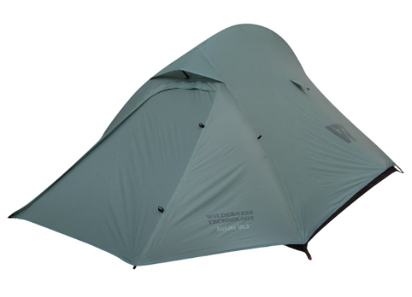 WILDERNESS TECHNOLOGY AIRLIGHT UL3 - THREE PERSON TENT