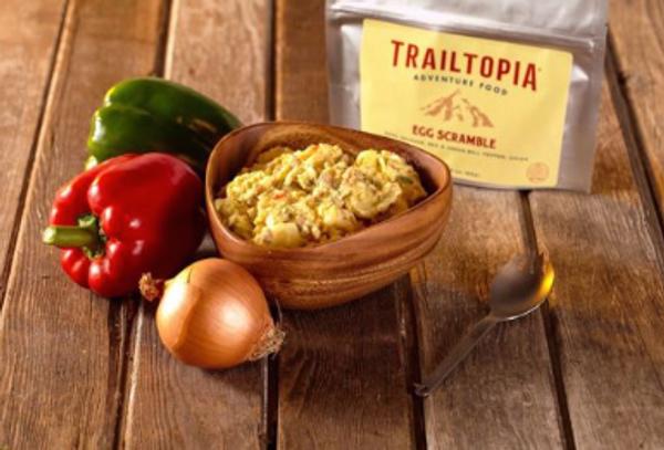 Trailtopia Egg Scramble