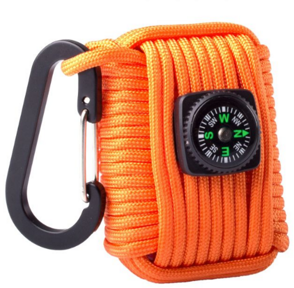 WILDERNESS TECHNOLOGY PARACORD SURVIVAL KIT
