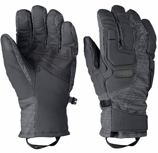 50% OFF Outdoor Research Knuckleduster Gloves (Mens Large Only)
