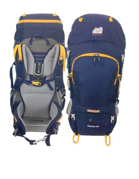 High Peak Sherpa 60+10 Backpack
