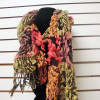 """9"""" X 72"""" Multi Color Knit Fashion Scarf Best Deal sold by 12- $ 4.00 ea"""