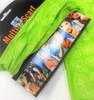 Carded Multifunctional Scarf/Headwear/ Mask  NEON Green Bandana Print   .66  each