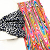 Carded Multifunctional Scarf/Headwear/ Mask 4 Style Ladies  Mix   .66  ea