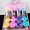NEW COOL Ice Cube Look Super Slime Unicorn Theme 12 per display bx . 95 each