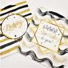 "10"" X 12.5"" Lg. Size New Fashion Birthday Gift Bags .55 each"