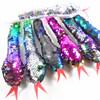 "9"" Lg. Size Change Color Sequin Snake Pens  12 per display can $ .99 ea"