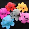 "4"" Mixed Color/Metallic  Magic Octapus Plush Keychains   24 per pk $ 1.95 each"