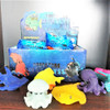 "4-5"" Squishy Bead Sea Predator Theme  12 per display box $ 1.25 ea"