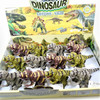 "5"" Lifelike Wind Up Dinosaur w/ Moving Legs & Mouth  12 per bx  $ 1.66 ea"