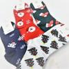 Great Quality Christmas Theme Crew  Socks 4 styles    .75 per pair