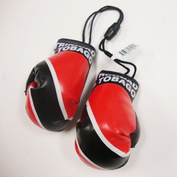 "Pair of 4"" Boxing Glove Country Hangers Trinidad 6 prs per pk $ 1.25 ea set"