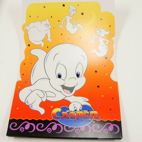 "Casper the Ghost Table Centerpiece 11"" X 15"" 12 per pk ONLY .10 ea"