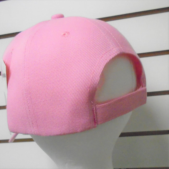 #1 MOM Embroidered Baseball Caps PINK  12 per pk $ 3.00 each