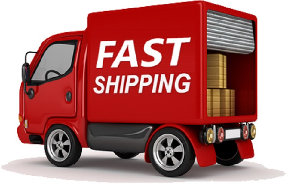 Shipping Times Most Orders Shipped Within 1-2 business days