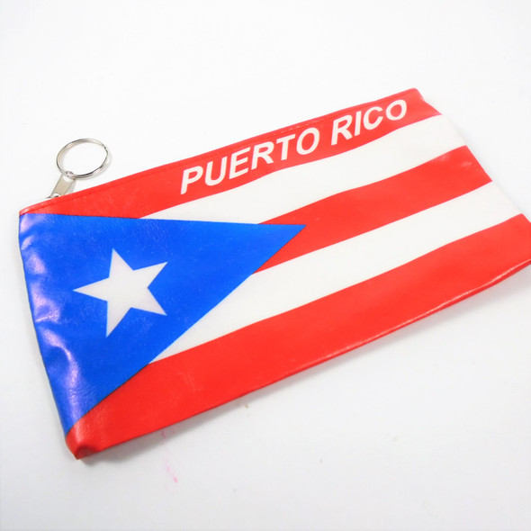 "4.5"" X 8"" Dbl Side Printed Puerto Rico Theme Bag 12 per pk .60 ea"