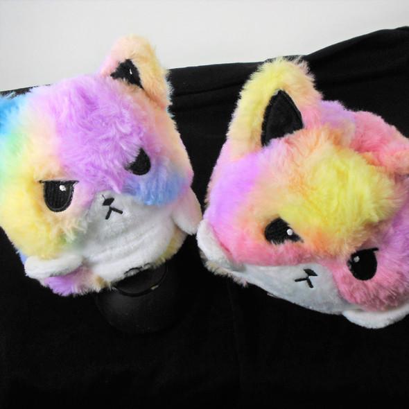 "5"" X 6 "" Magic Kitty Theme Very Plush  5 per pk  $ 3.75  each"