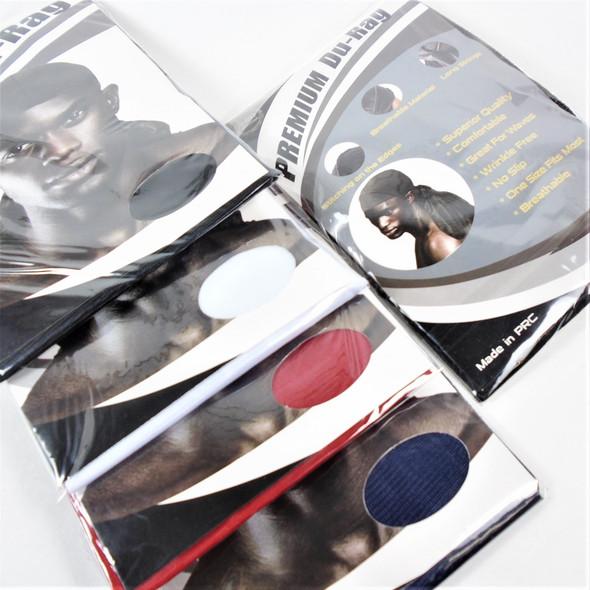 Sport Du Rag 4 Colors Per Pack .54 ea