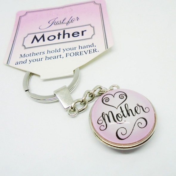 Just for MOM DBL Sided Keychain  24 per pack $1.00  ea