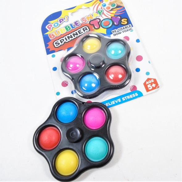 "3.5"" POP ! Bubble Snap Spinner's  12 per pk  $ 1.35 each"