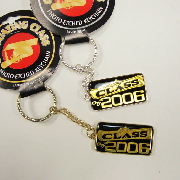 Reunion Class of 2006 Keychains 12 per pk .21 ea
