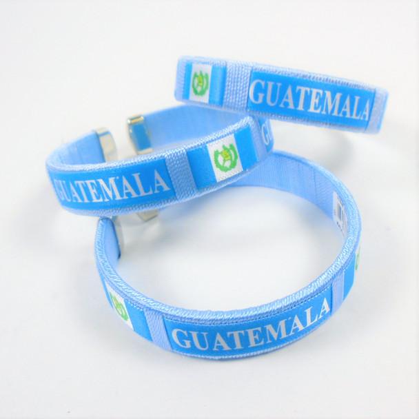 Guatemala Cuff Bangle Bracelets 12 per can .45 each