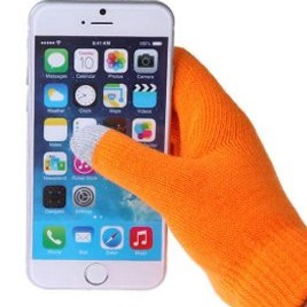Asst Color Magic Knit Gloves w/ Touch Screen Tips ONLY .65 per pair