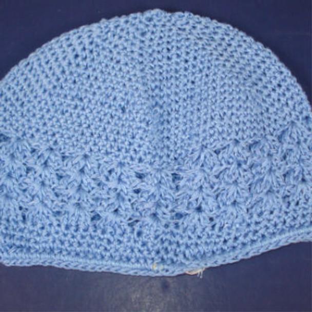 Goophi Cap All Sky Blue Reg. Size  ON SALE .75 ea