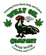 Wild Willy Fan Sticker