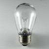 Professional LED S14 Bulb, unlit