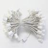 100' White C7 String Light Cord