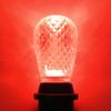 LED S14 Bulb, Red