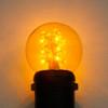 Yellow LED G50 Premium Bulb