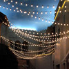 Black Commercial String Light Cord feature