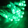 Battery Operated Mini Lights, Green