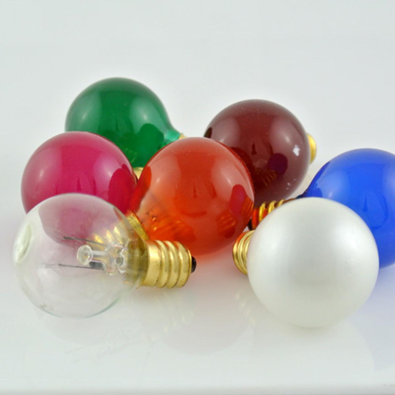 C7 / E12 / Candelabra Base Bulbs