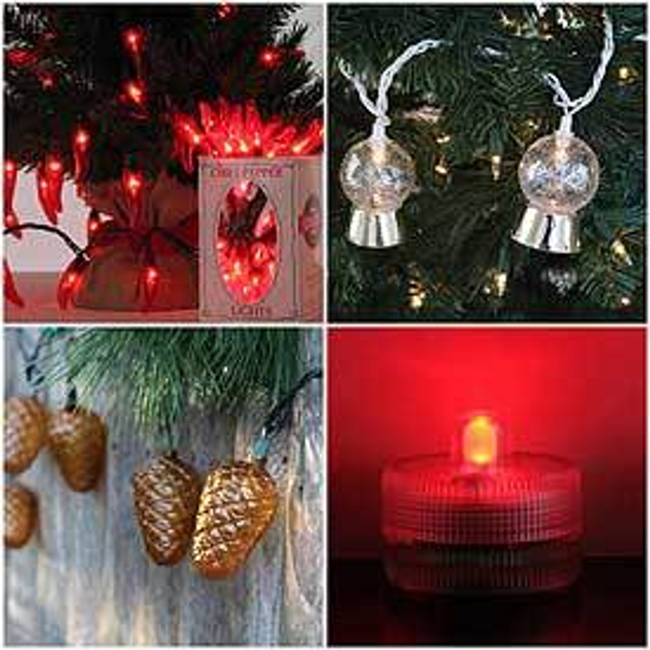 Unique Decorative Christmas Lights Novelty Lights Party Lights