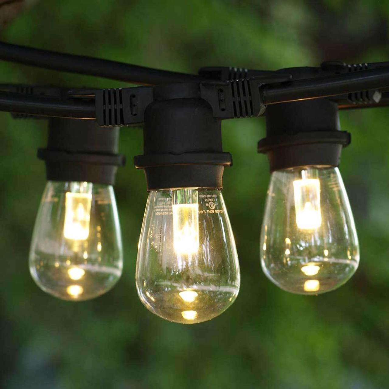 Commercial Medium LED String Lights