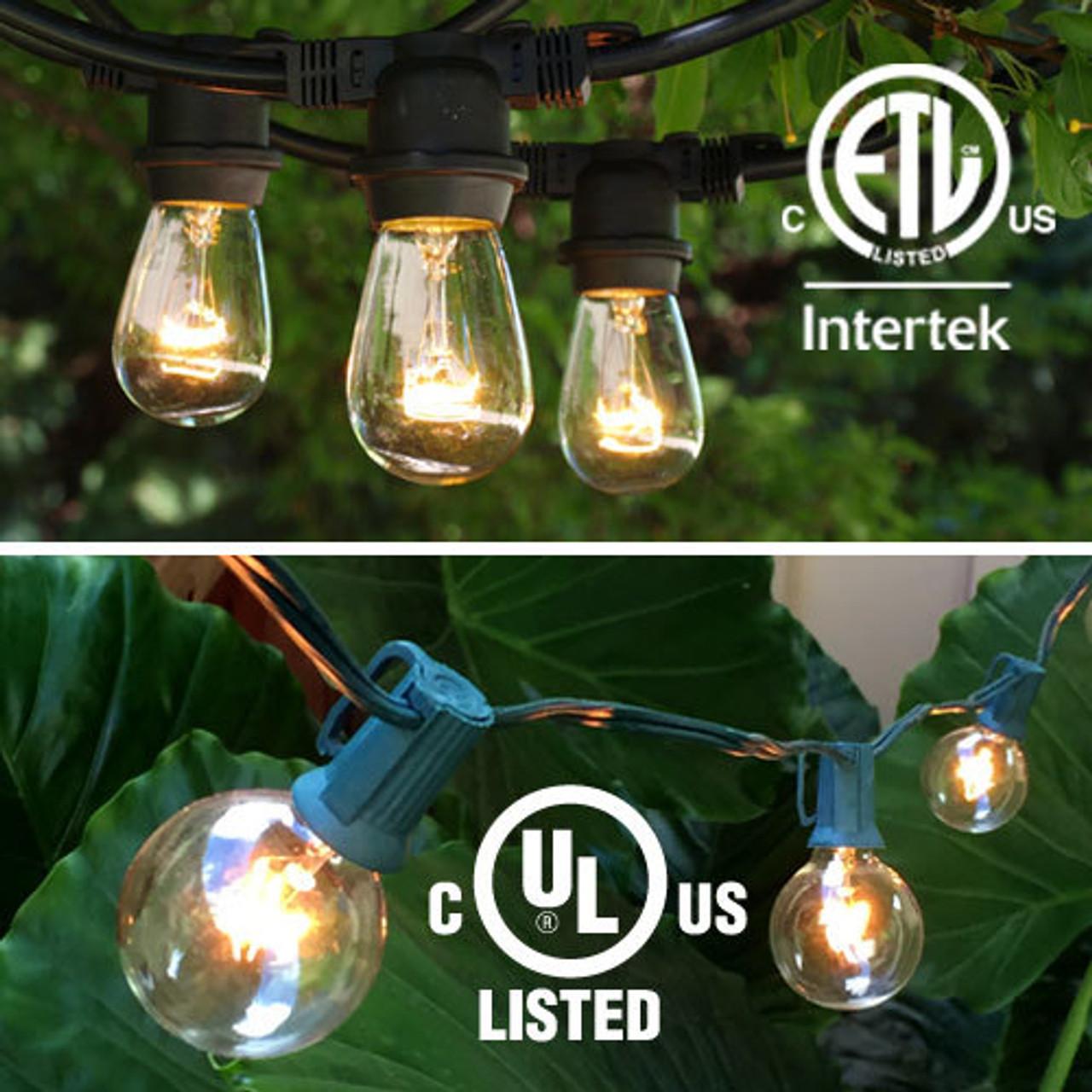 ETL & UL Listed Cords