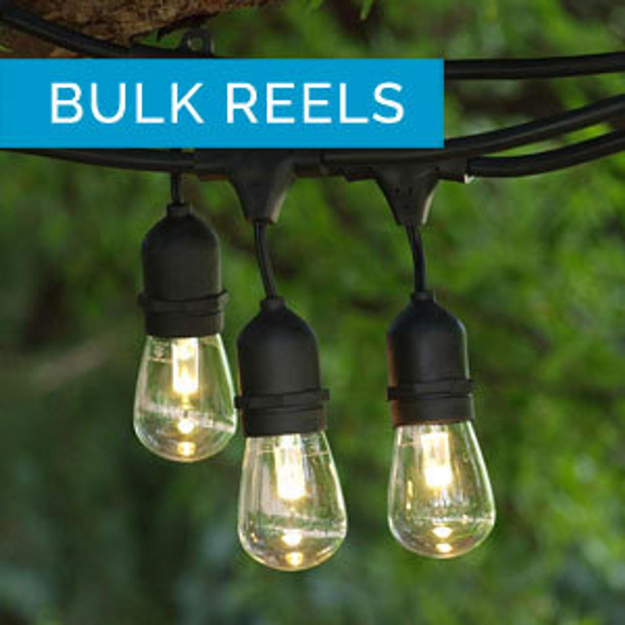 Bulk Reel String Lighting
