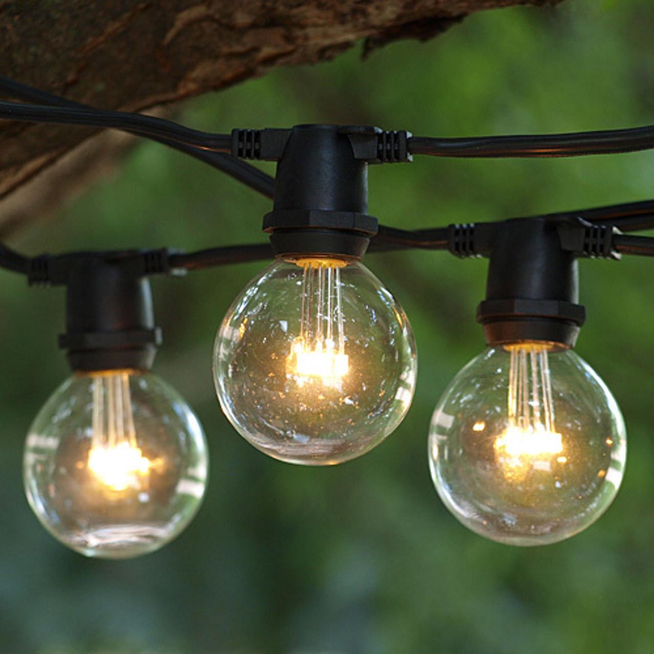 Commercial C9 LED String Lights