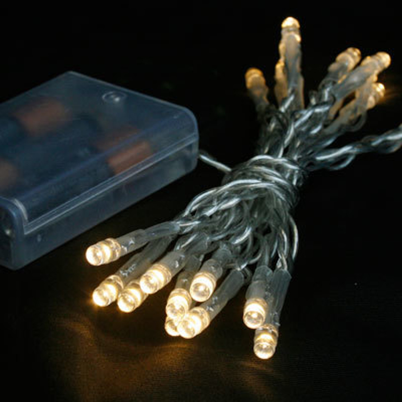 Battery-Operated Mini Lights