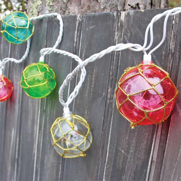 Colorful Japanese Float String Lights